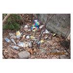Субботник по уборке мусора, Анохина, 45Б и 45А